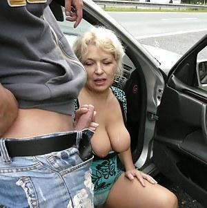 Free Mature Handjob Porn Pictures